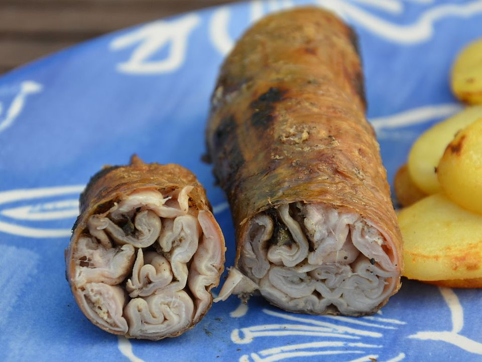 Lips & assholes: France's original, um, rustic andouille sausage