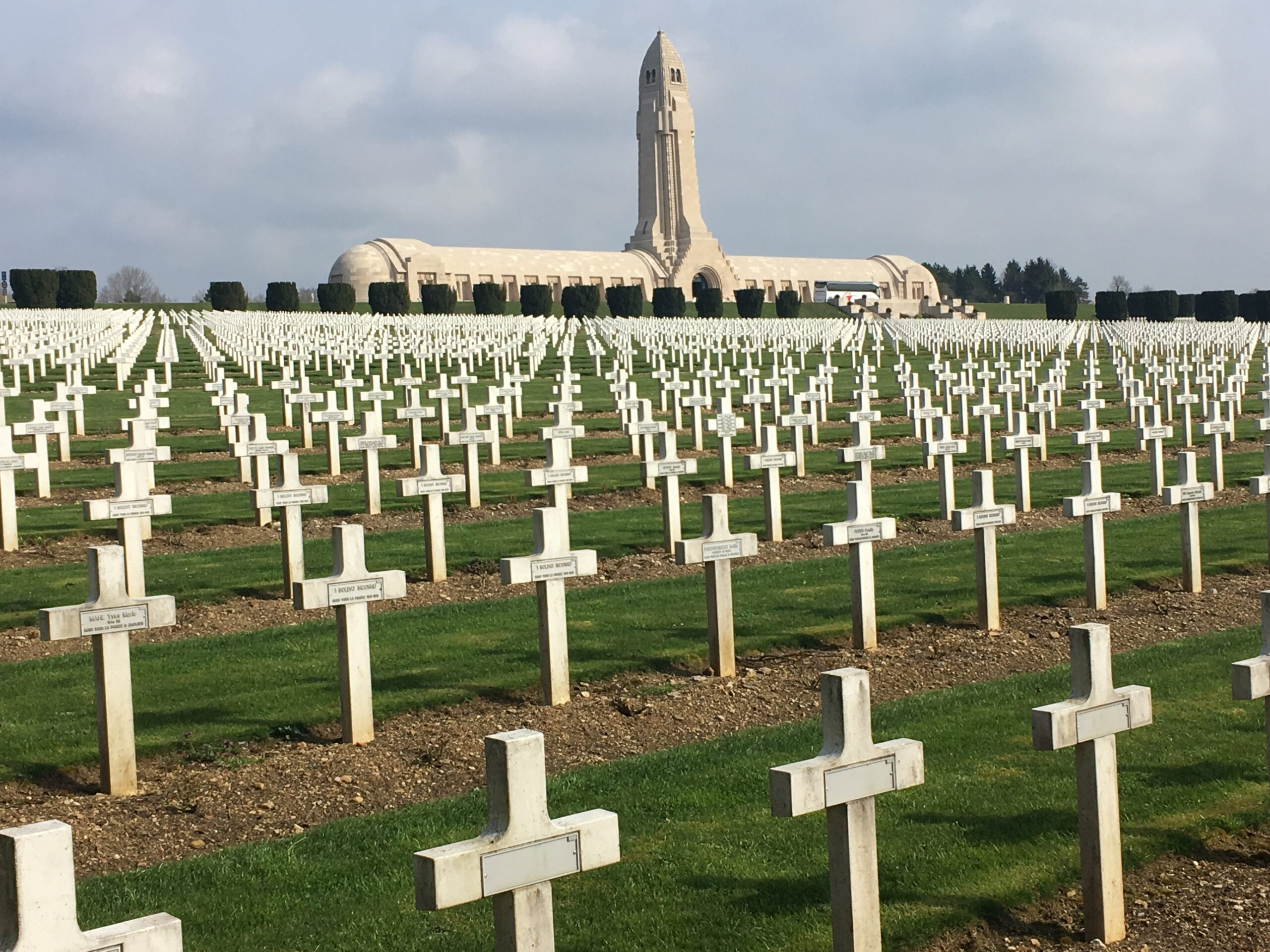 Battle-scarred Verdun: the saddest city in France