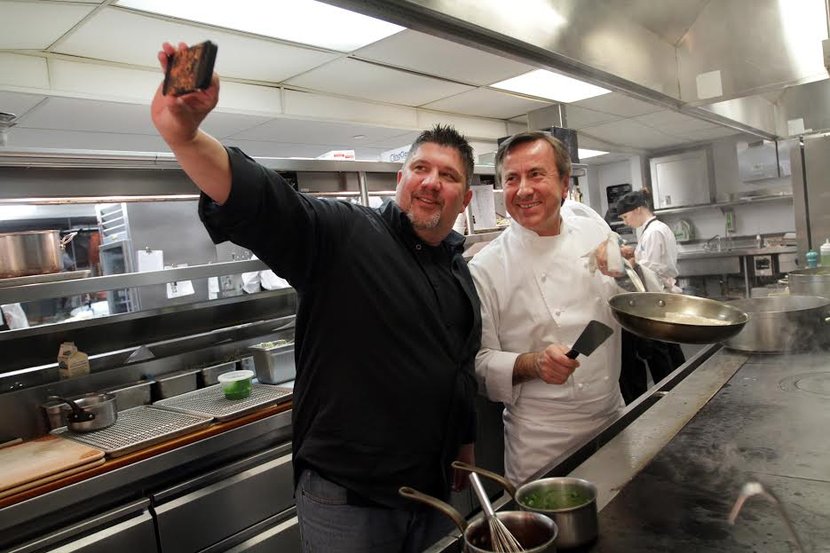 "Manhattan's Michelin-rated Daniel still has ""IT"" – even here in the era of Covid"