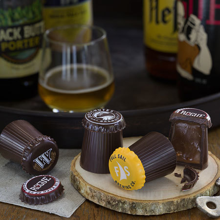 Moonstruck Chocolate: Craft Brewery
