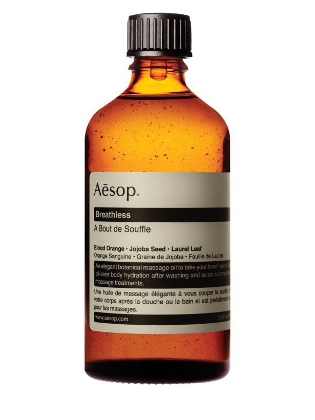 Aesop Breathless Massage Oil
