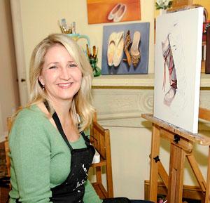 Artist Amy Hillenbrand