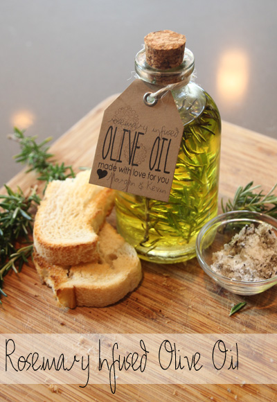 Rosemary Olive Oil, Pepper Design Blog
