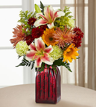 FTD Fall Flowers, Count Your Blessings
