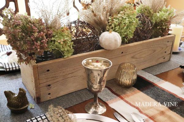 Fall Table Setting Idea Under $10
