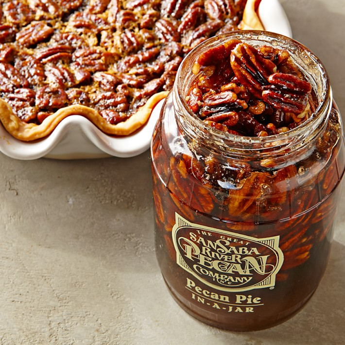 William Sonoma, Pecan Pie in a Jar