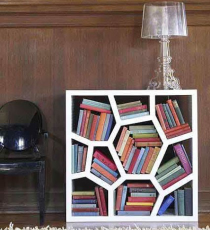 Table Bookshelf