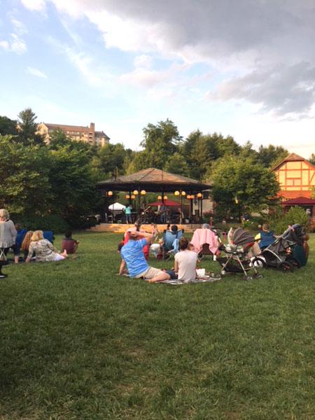 Biltmore Estate, Summer Concerts