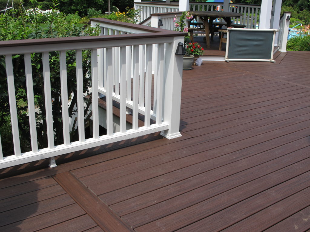 Replacing a Wood Deck with Composite