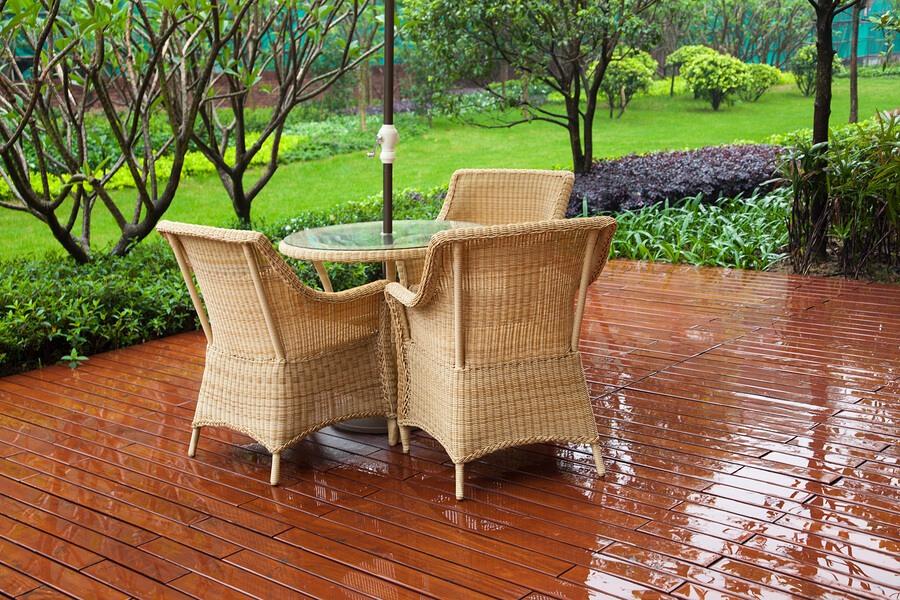 Stained Wood Deck Refinishing Guide
