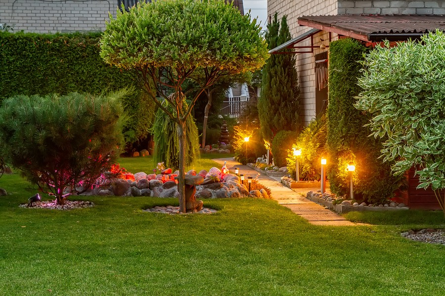 DIY Landscape Lighting: Illuminating Your Outdoor Space