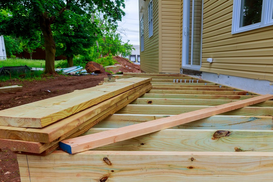 New Deck Cost Estimates and Considerations