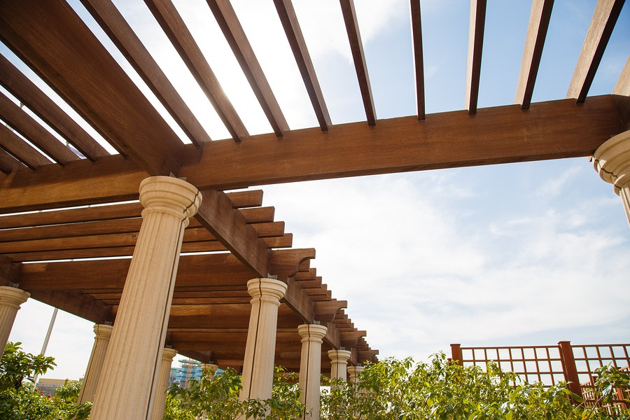 5 Ways to Improve a Pergola