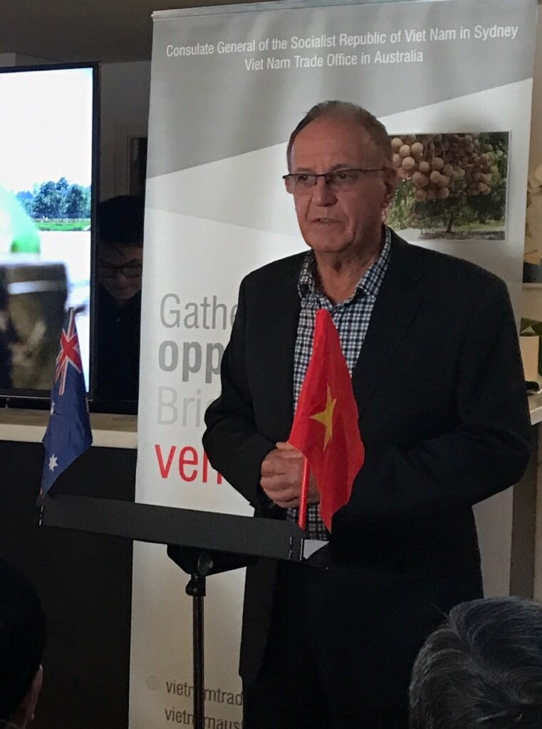 Norm at VN Trade Commission Aug 2019a