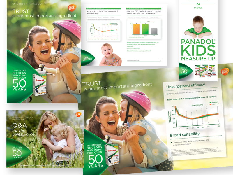 GSK: Children's Panadol