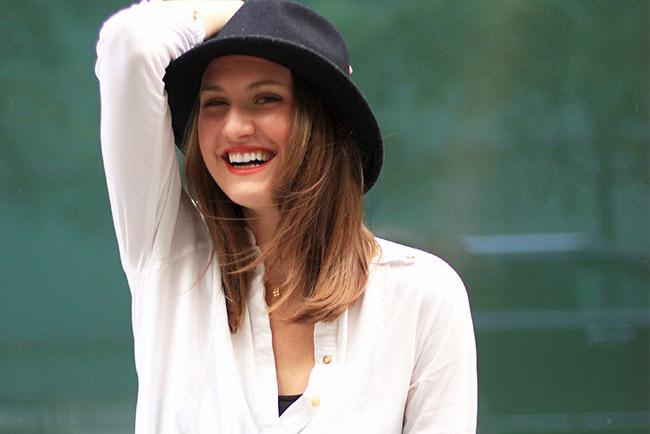 Emily Charron Fashion Blogger Isn't That Charming & Wanderer, Summer Thornton Design Blog