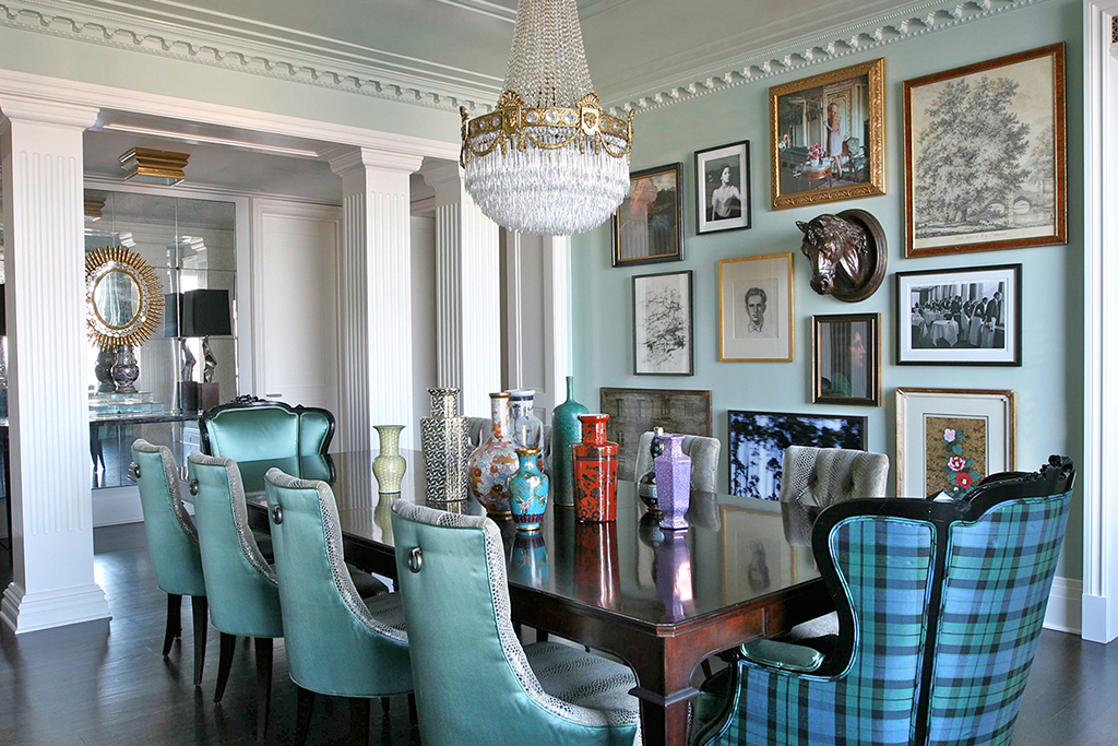 How to create a gallery wall, Summer Thornton Blog, Interior Design by Summer Thornton Design