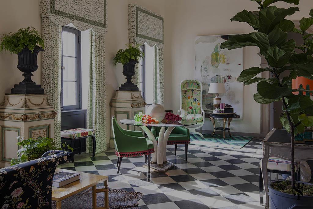 Decorating Advice, Green Is Neutral, Interior Design by Summer Thornton Design