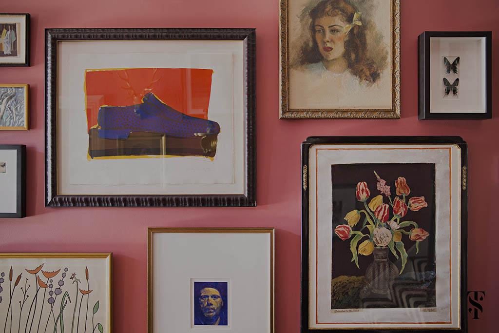 Decorating Advice, Colors Don't Clash, Interior Design by Summer Thornton Design