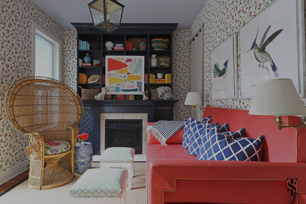 Decorating Advice, More Is More, Interior Design by Summer Thornton Design