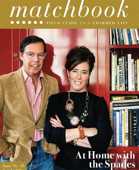 Matchbook Magazine, November 2011, Summer Thornton Design Office