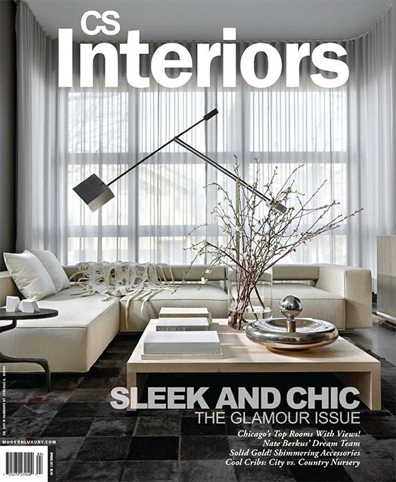 CS Interiors, Spring 2011, Summer Thornton Design