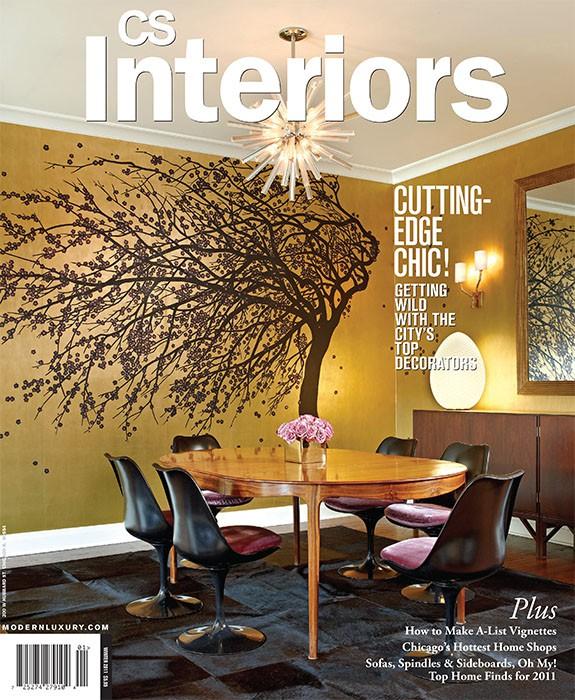 CS Interiors, Winter 2011, Summer Thornton Design