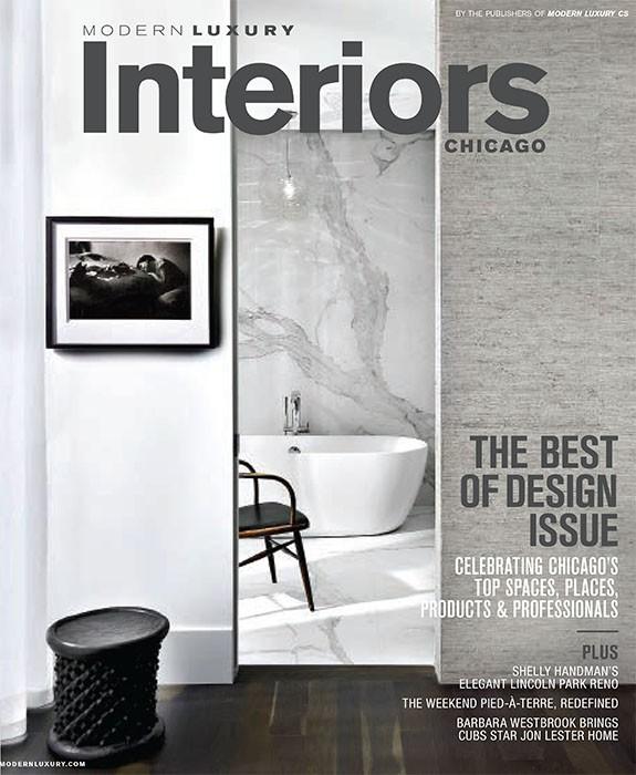 Modern Luxury Interiors, Winter 2016, Best of Design, Summer Thornton Design