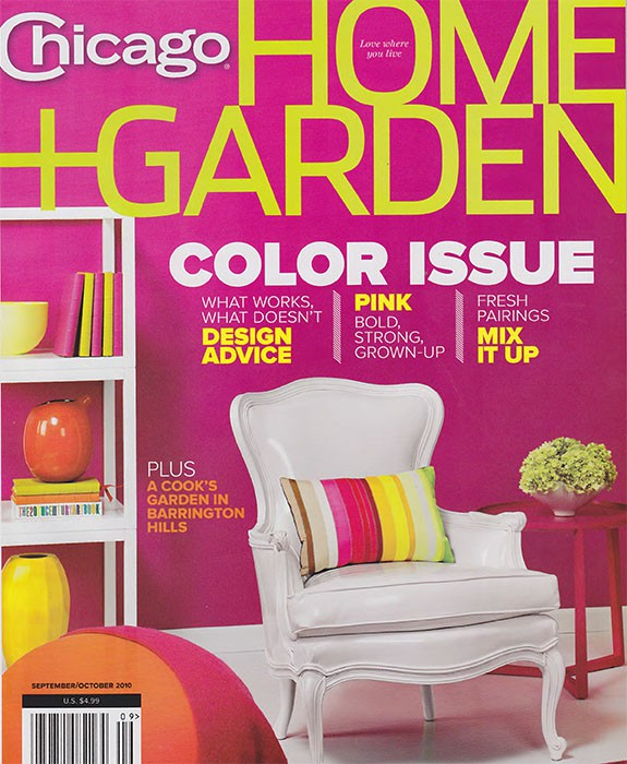 Chicago Home + Garden September/October 2010, Summer Thornton Design