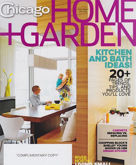 Chicago Home + Garden July 2010, Merchandise Mart Dream Home, Summer Thornton Design
