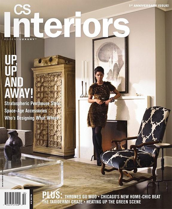 CS Interiors Fall 2008, Summer Thornton Design