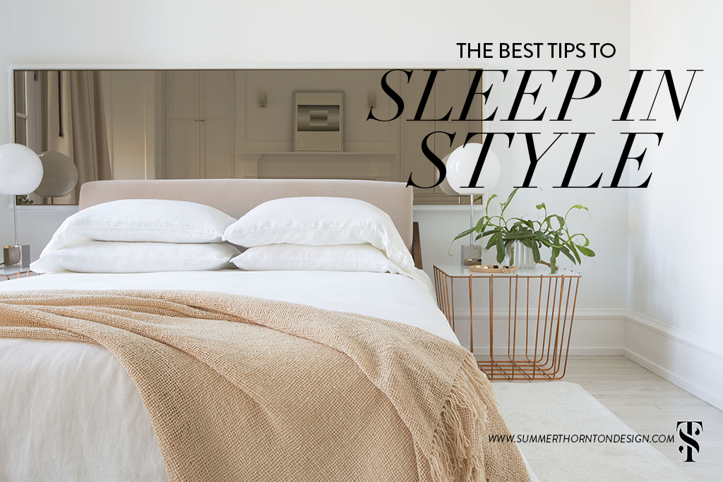 The best ways to sleep in style modern bed