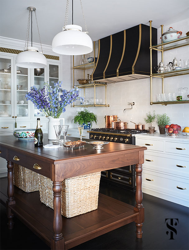 Chicago Kitchen Remodel & Renovation by Summer Thornton