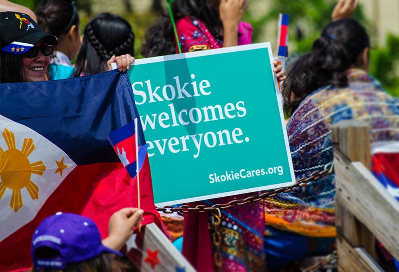 Skokie Welcomes Everyone