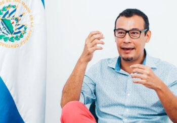 """Amaral Arévalo: """"Quiero un futuro más inclusivo para Centroamérica"""""""