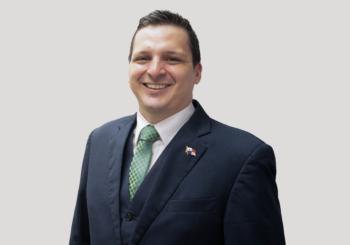 Carlos Eduardo Rubio: Juntos somos más, pero unidos somos mejores