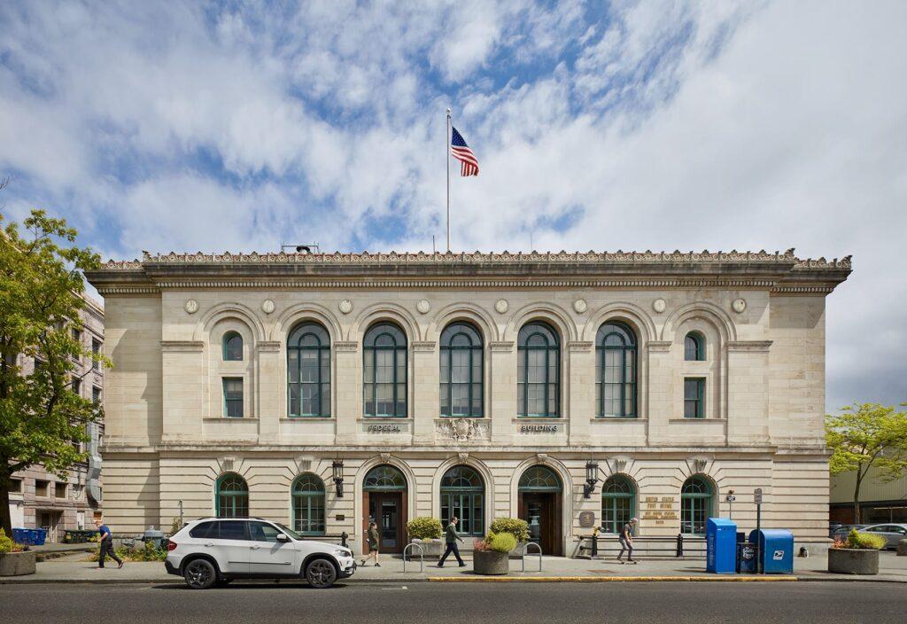 Bellingham Federal Building, Bellingham, WA