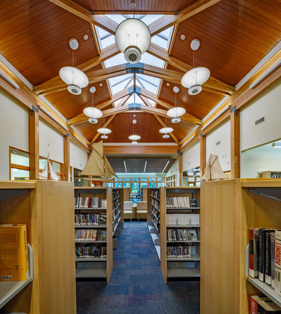 Orcas Island Library, Eastsound, WA