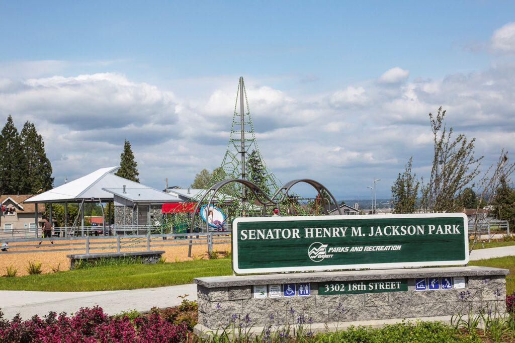Senator Henry M. Jackson Park, Everett, WA