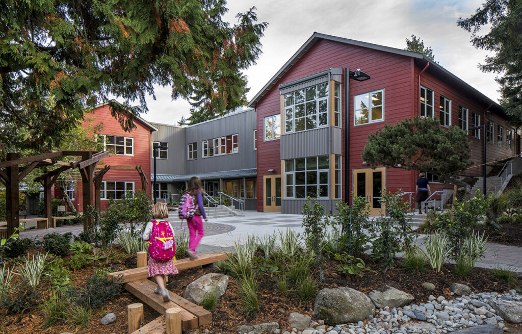 The Evergreen School, Shoreline, WA