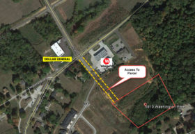 SOLD: Near Knoxville Center Mall