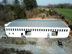SOLD: 11,600 SF Warehouse w/outdoor lot