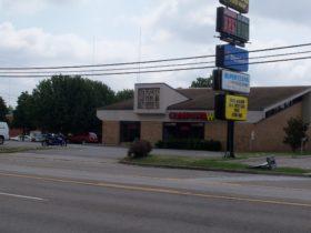 SOLD: Retail/Office Corner on Merchant Dr & I-75
