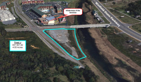 SOLD: Sevierville Land - Tract J<br>Sevierville, TN