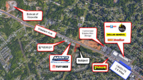 Western Ave Commercial Land