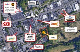 SOLD: Commercial Land on Gore Rd