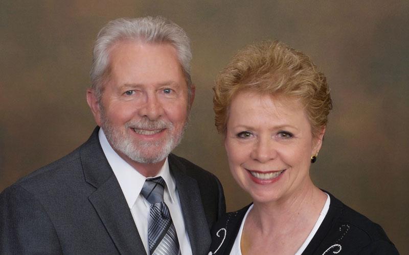 Gordon and Carlene