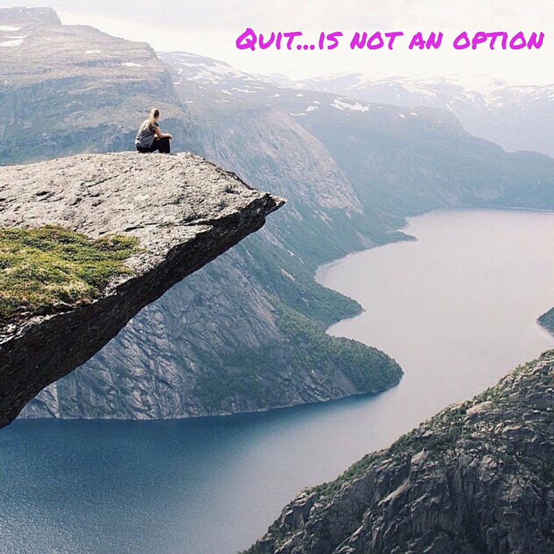 Quit...is not an optionFBPOST