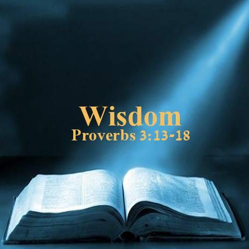 Wisdom June 27