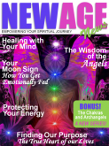 Wisdom of the Angels - New Age Angel cover